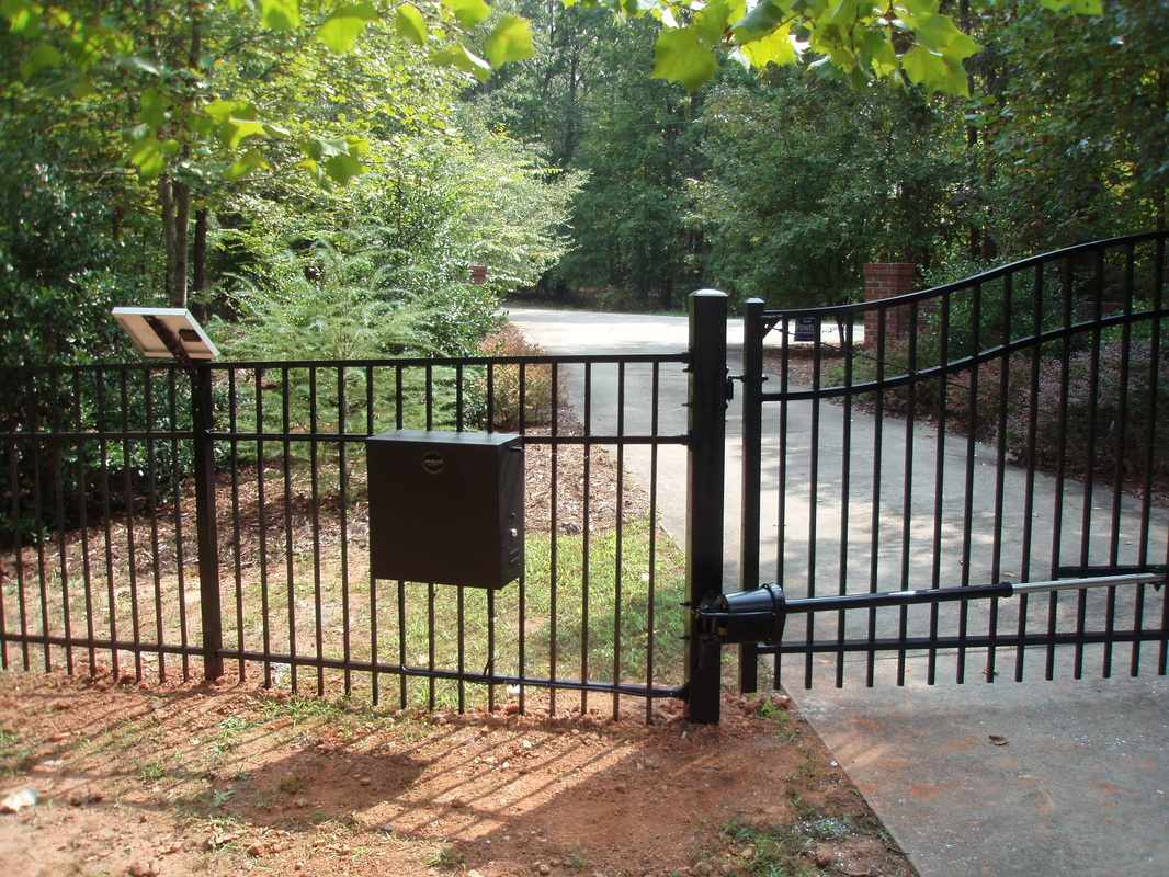 Gates And Gate Access